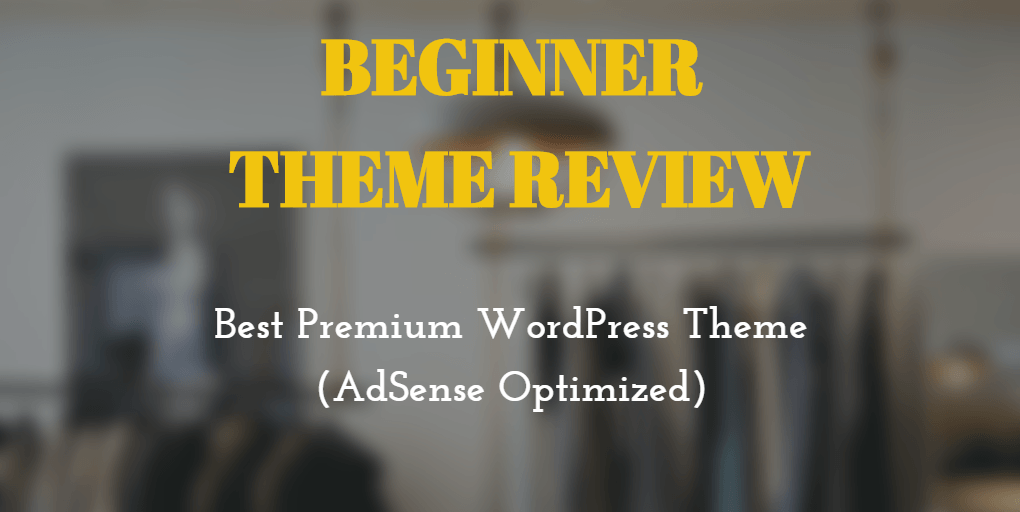 Beginner Theme Review Featured Image 2