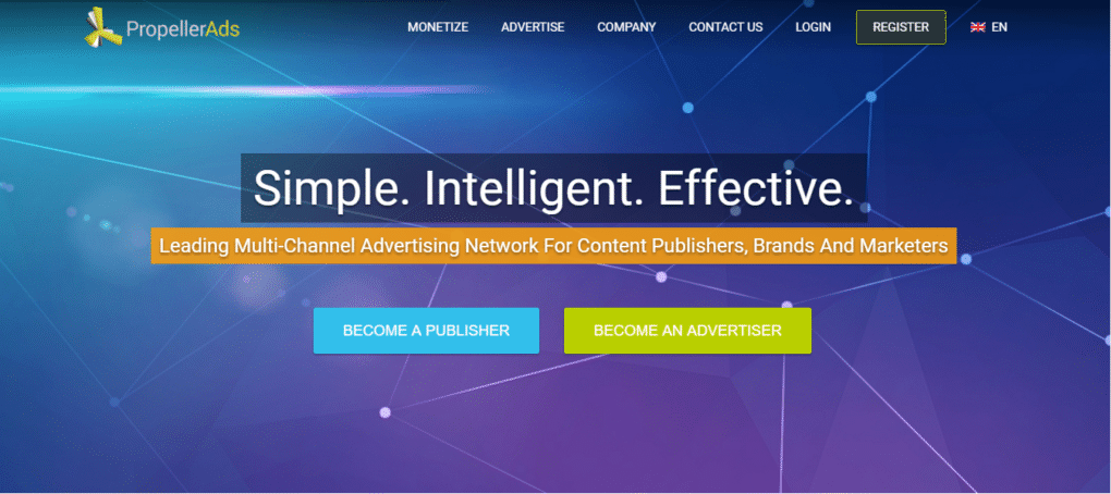 CPM Advertising Networks for 2016 Bloggers 3