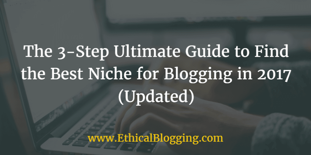 Best Niche for Blogging Featured Image