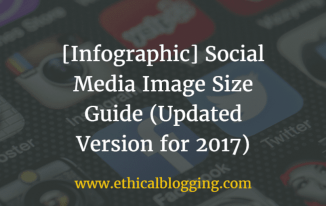Social Media Image Size Guide (Updated Version for 2017) Featured Image
