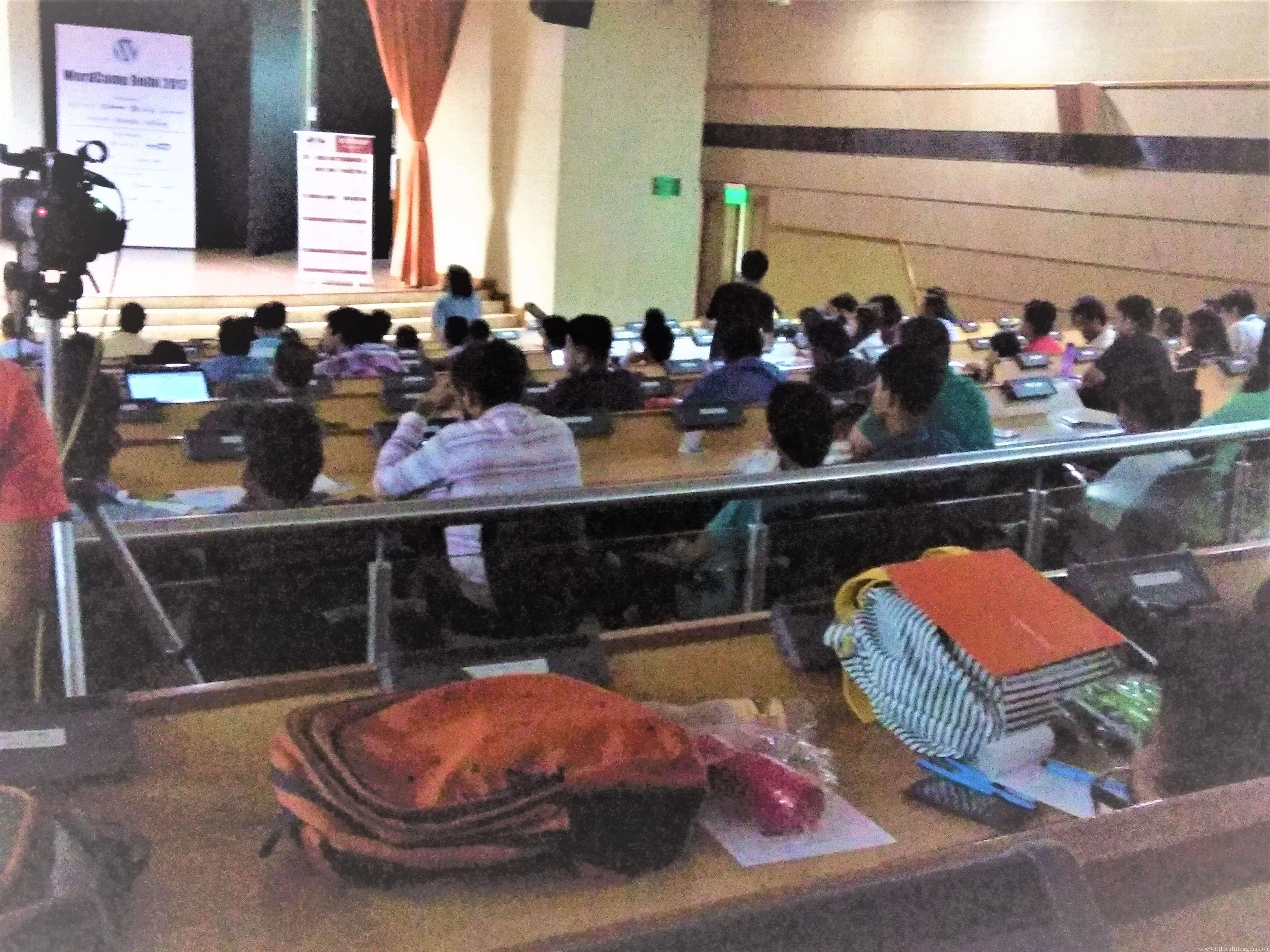 Inside the Hall [WordCamp Delhi 2017 (1)]