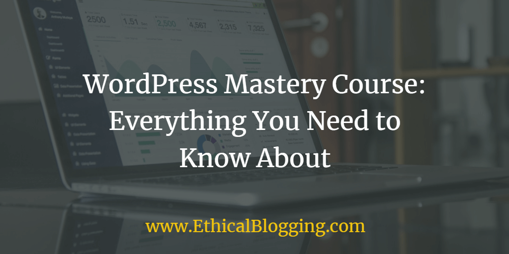 WordPress Mastery Course Featured Image
