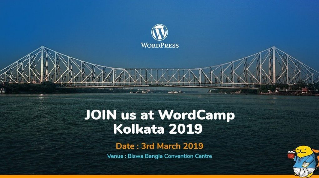 WordCamp Kolkata 2019 Featured Image
