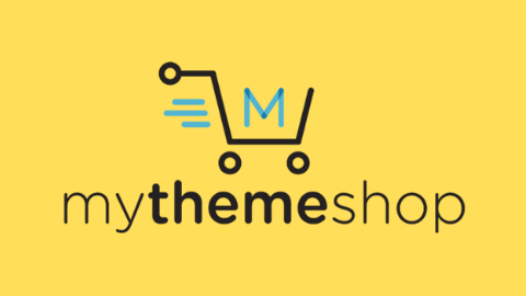 MyThemeShop Logo (Yellow Background)
